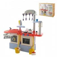 Детский игровой набор кухня INFINITY premium №4 Полесье 42361