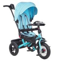 Детский велосипед 3-х кол. MINI TRIKE ДЖИНС LIGHT BLUE JEANS Голубой